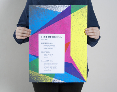 Best Of Design Poster