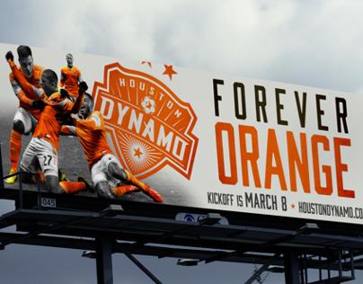 2014 Forever Orange billboards