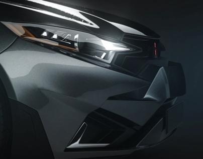 Mitsubishi Eclipse R - Video