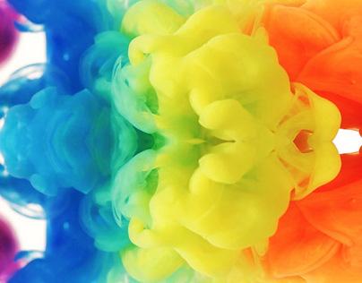 Aqueous Rainbow