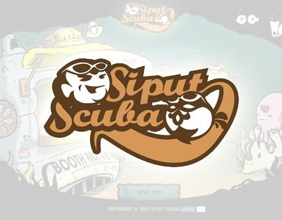 Siput Scuba Website