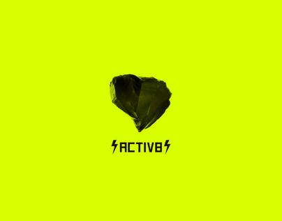 ACTIV8 album artwork