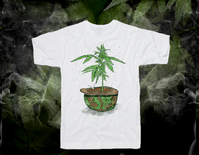 ERA 420 - T.Shirt Illustration