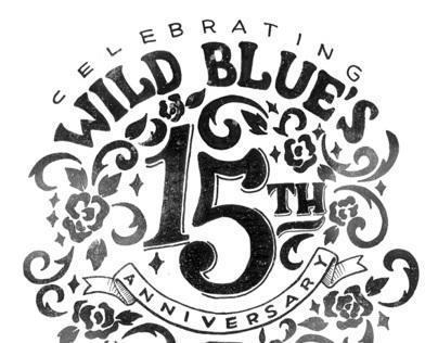 Wild Blues 15th Anniversary