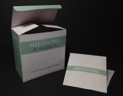 Shennong Green Tea