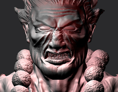 Akuma Digital Sculpt