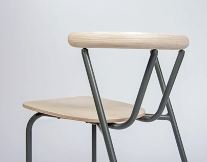 Wondu stackable chair