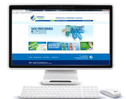 GENERAL PLAST - WEBSITE
