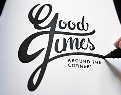 Good Times - Around the Corner