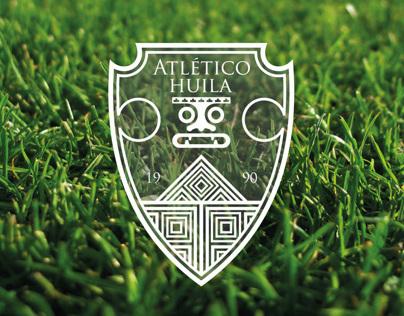 Graphic proposal Club Deportivo Atlético Huila S.A.