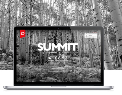 Responsive Summit Web Design
