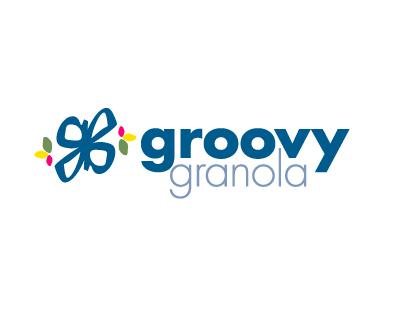 Groovy Granola // Identity & Packaging