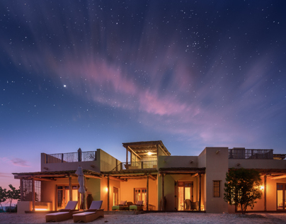 AL YAMM VILLA RESORT AT SIR BANI YAS ISLAND, ABU DHABI
