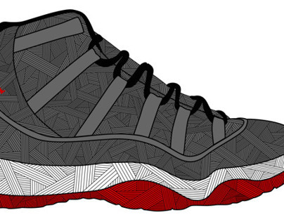 Kiss My Kicks : Jordan 11 Collection