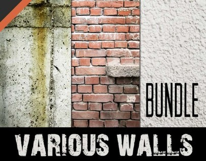 Various Walls | Bundle