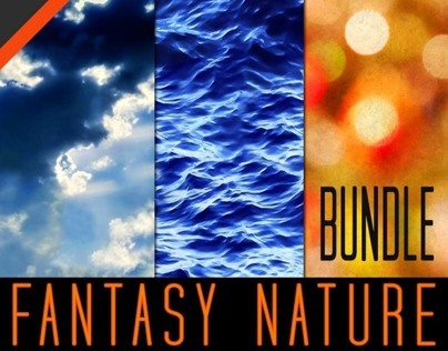 Fantasy Nature & Lights | Bundle