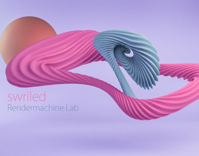 Rendermachine Lab V 2.0 I Swrills and Twist