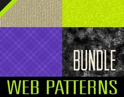 Various Web Patterns | Bundle