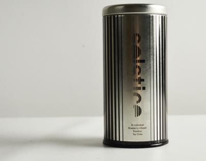 Solstice Tea Packaing