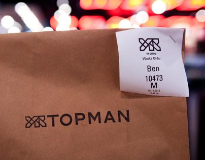 YR at TOPMAN