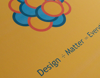 AIGA Poster Project: Make Design Matter