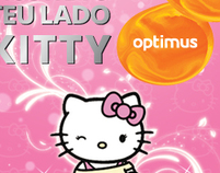 Optimus Hello Kitty