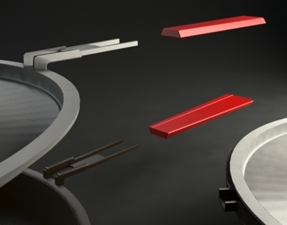 Fryin Pans Concepts for Castey Design Awards
