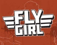 FLY GIRL comic book