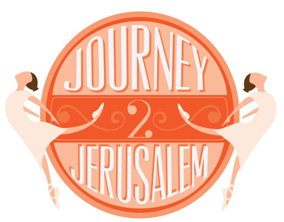 Journey 2 Jerusalem - Logo Proposal