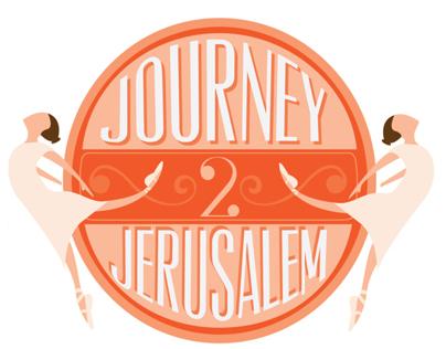 Journey 2 Jerusalem - Logo Proposal