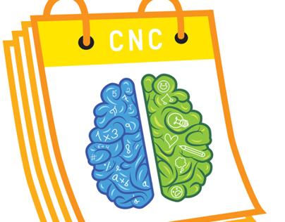 Visual Identity for Semana do Cérebro