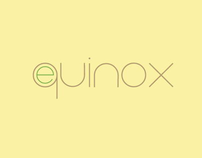 Equinox- Identity Standards Manual