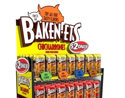 Frito Lay: Positioning the Baken-ets Brand