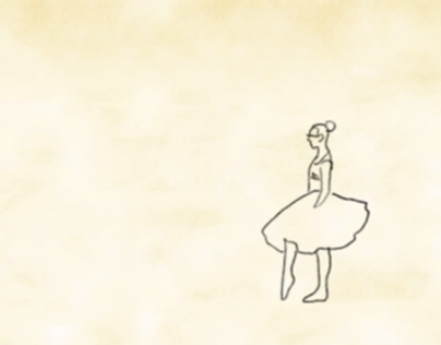 Tiny Dancer Rotoscope Animation