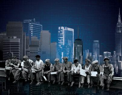 Evolution of a City