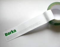 Borka / Christmas Duct Tape