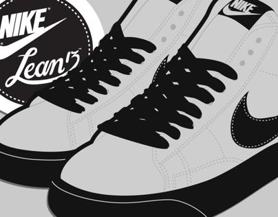 Nike Blazer x Lean13