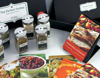 McCormick Spice Rebrand Packaging Gift Set