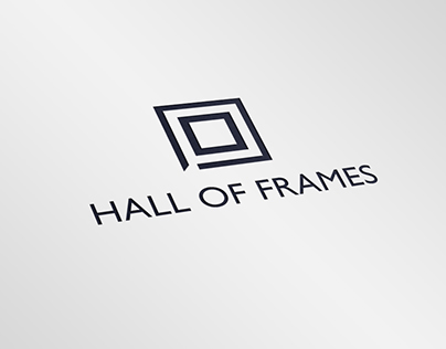Hall of Frames // Company Identity