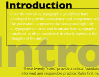 Inside Typography Booklet