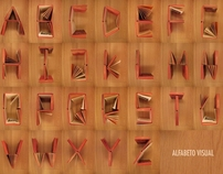 Visual Alphabet with Books