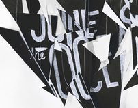 June & the Ocean CD Packaging