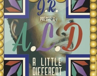 A.L.D (A Little Different) album artwork