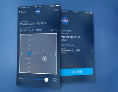 Google Design Exercise | NASA