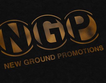 NEW GROUND PROMOTIONS   Identity Design