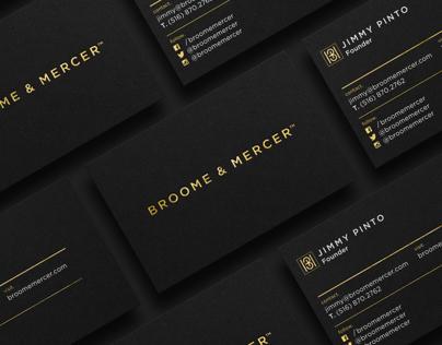 Broome & Mercer™