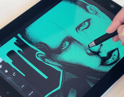 Adobe Ideas - Illustrations #3
