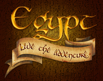 EGYPT - Live the adventure