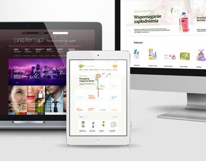 Verco - 3 online stores - Multi Mobile E-commerce