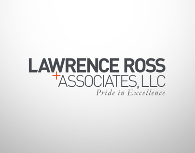 Lawrence Ross + Associates Brand Identity